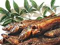 菊池川 魚の甘露煮